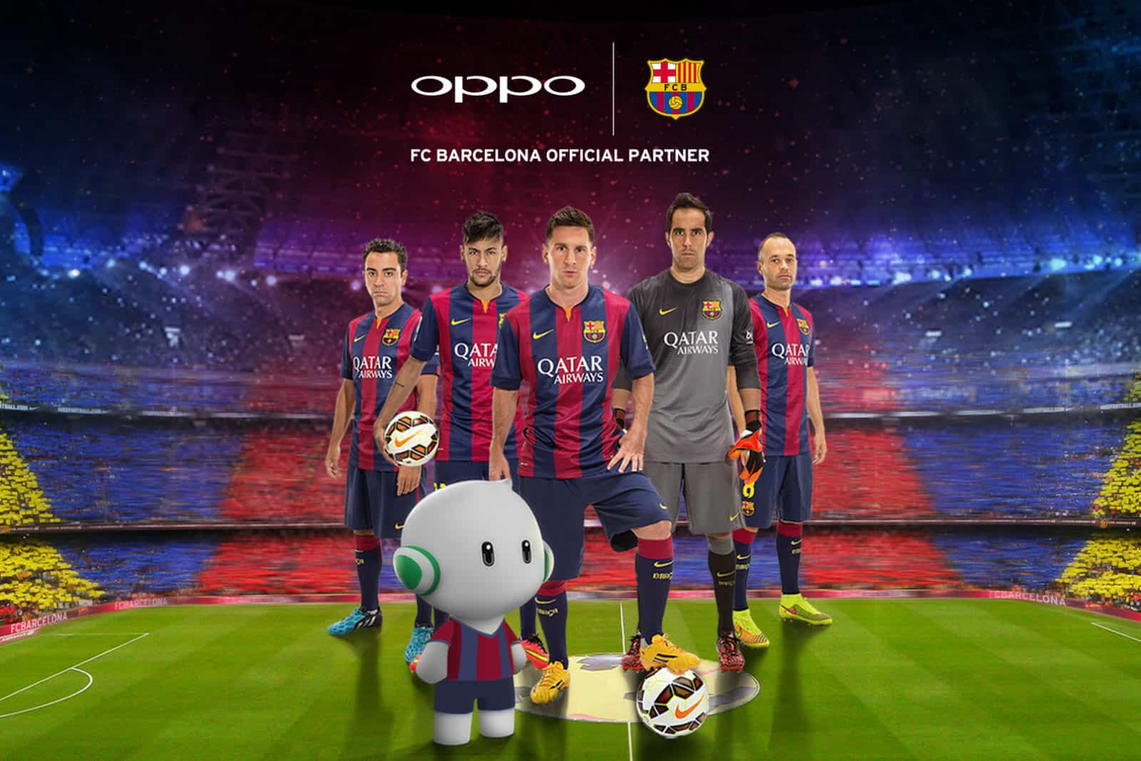FC Barcelona and Oppo partnership_2