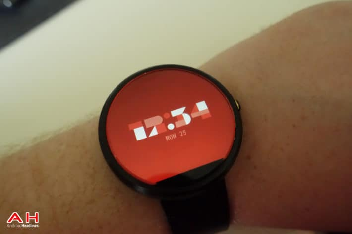 Roman Nurik Releases FORM Watch Face on the Play Store