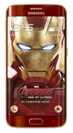 Galaxy S6 edge Iron Man Limited Edition 1 wm