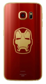 Galaxy S6 edge Iron Man Limited Edition 2 wm