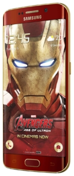 Galaxy S6 edge Iron Man Limited Edition 4 wm