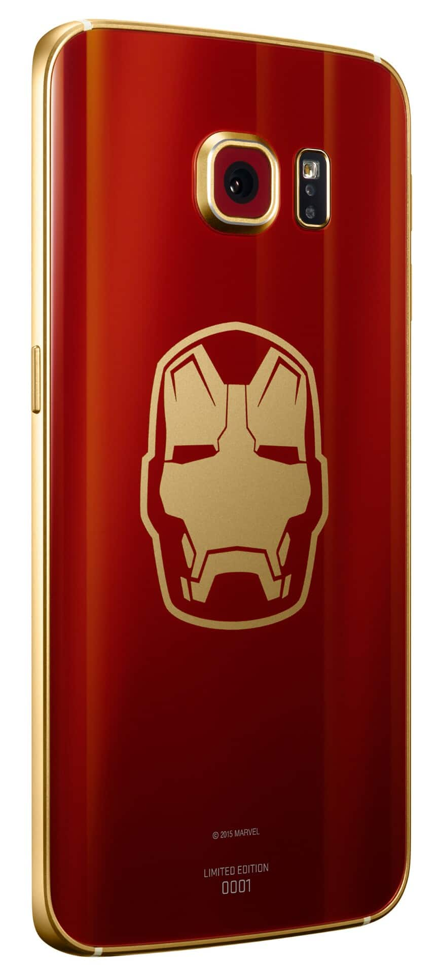 Galaxy S6 edge Iron Man Limited Edition 5 wm