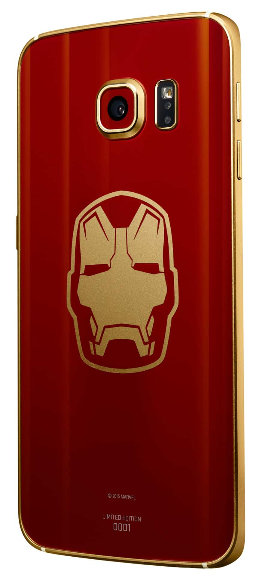 Galaxy S6 edge Iron Man Limited Edition 6 wm