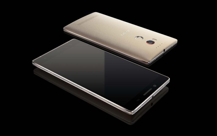 New Gionee Elife E8 Renders Surface