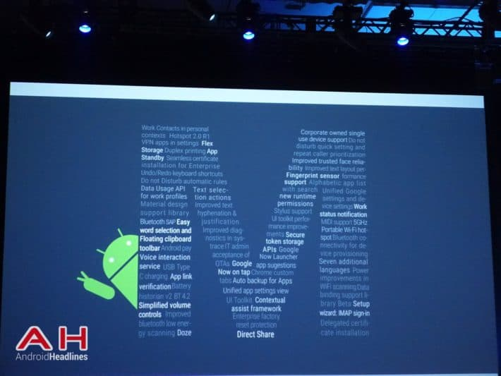 Android M and Every New Feature Straight from Google