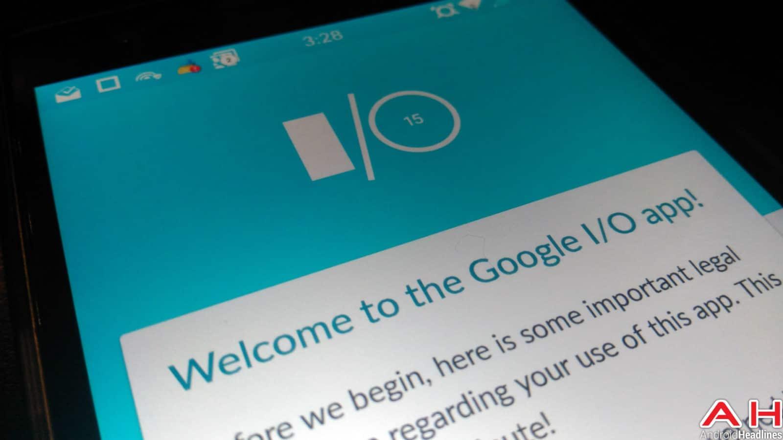Google IO 2015 App