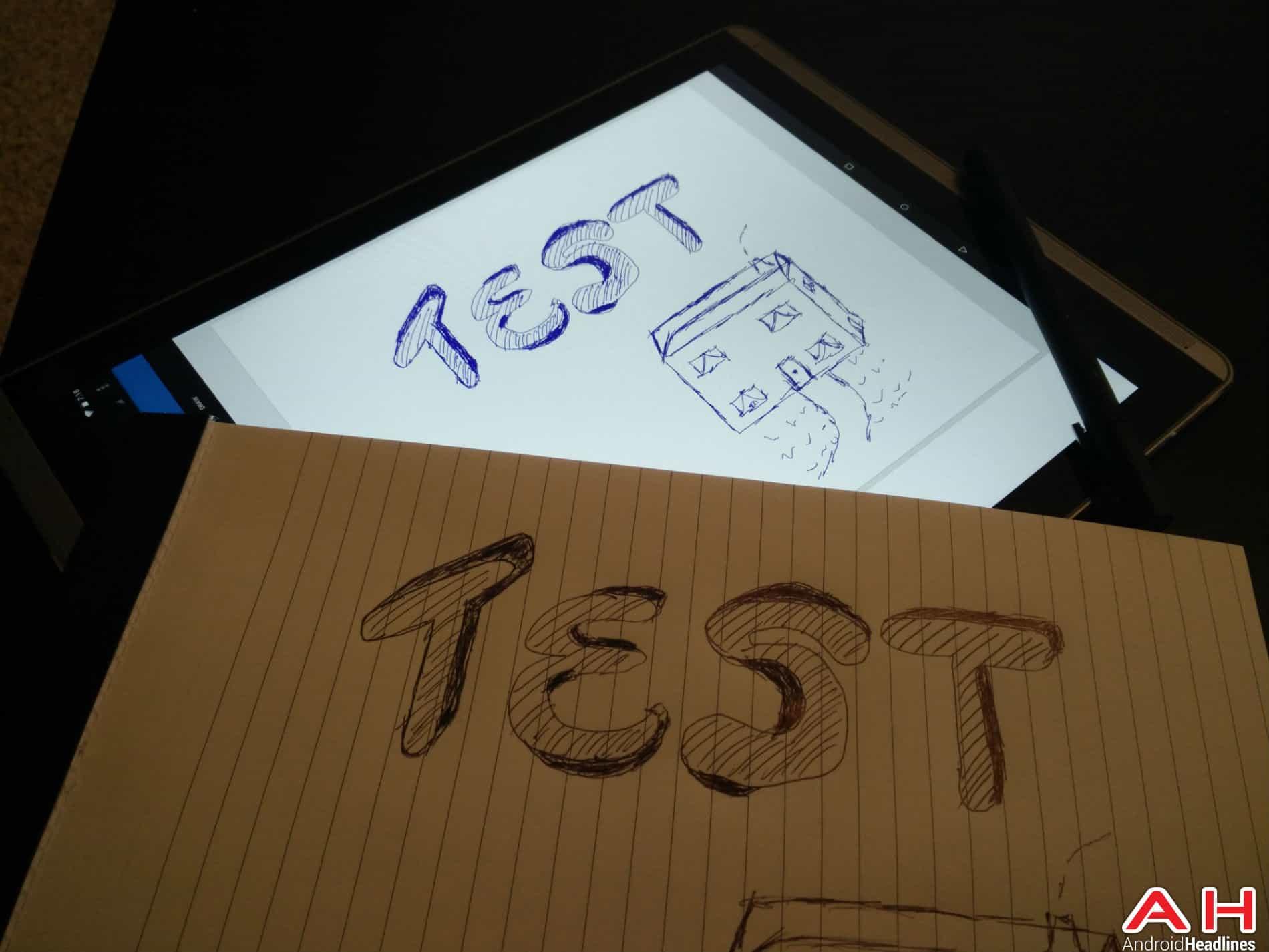 HP test