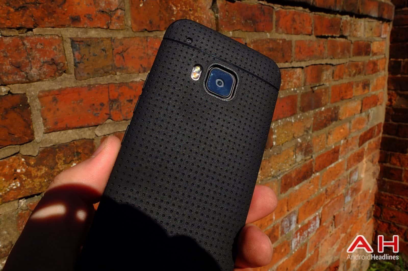 HTC One M9 FlexiShield Dot AH 03