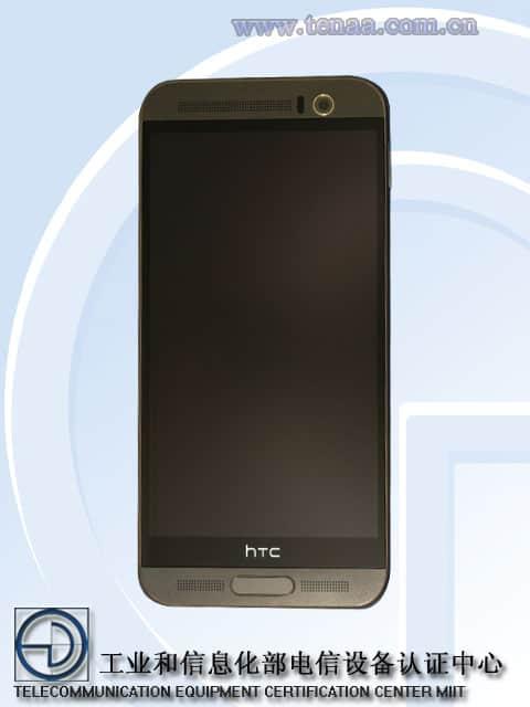 HTC One M9e TENAA 1