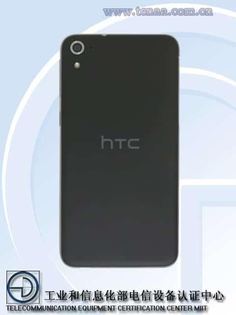 HTC WF5w TENAA 1