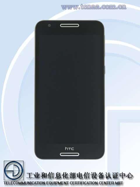 HTC WF5w TENAA 4