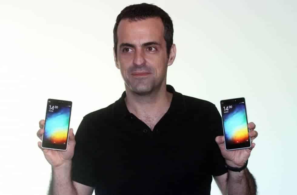 Hugo Barra Xiaomi 2