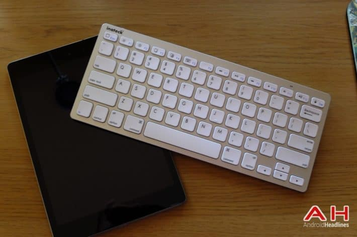 Featured Review: Inateck BK1002 Bluetooth Keyboard