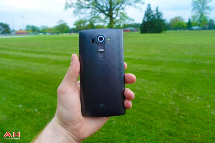 LG's G4 Now Available from Vodafone UK
