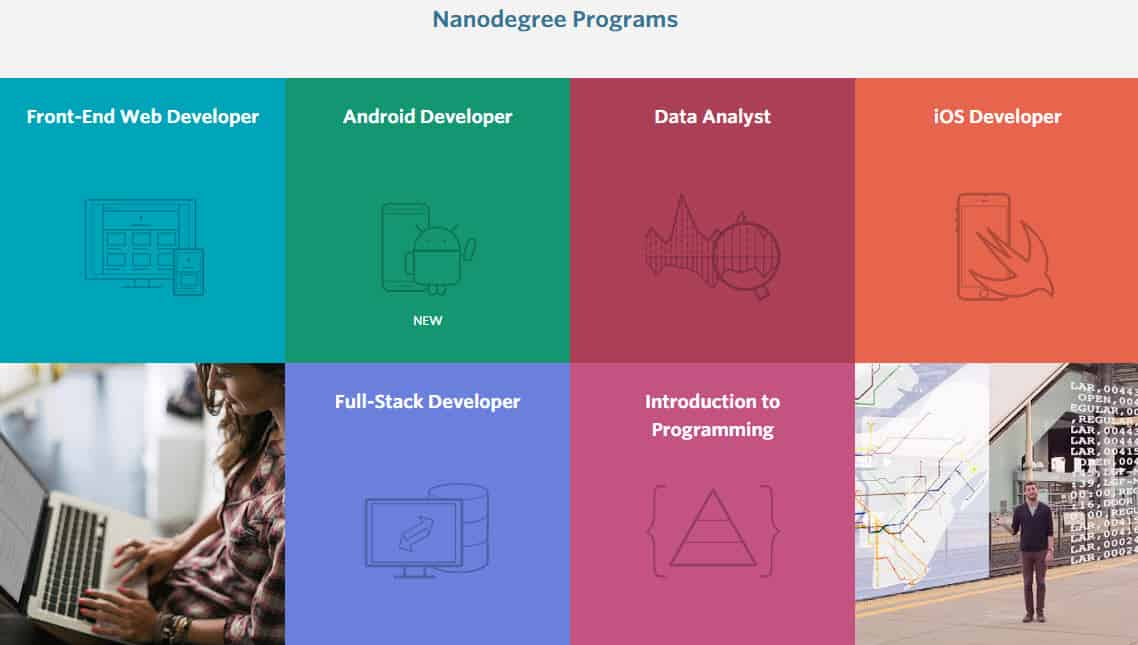 Nanodegree Programs
