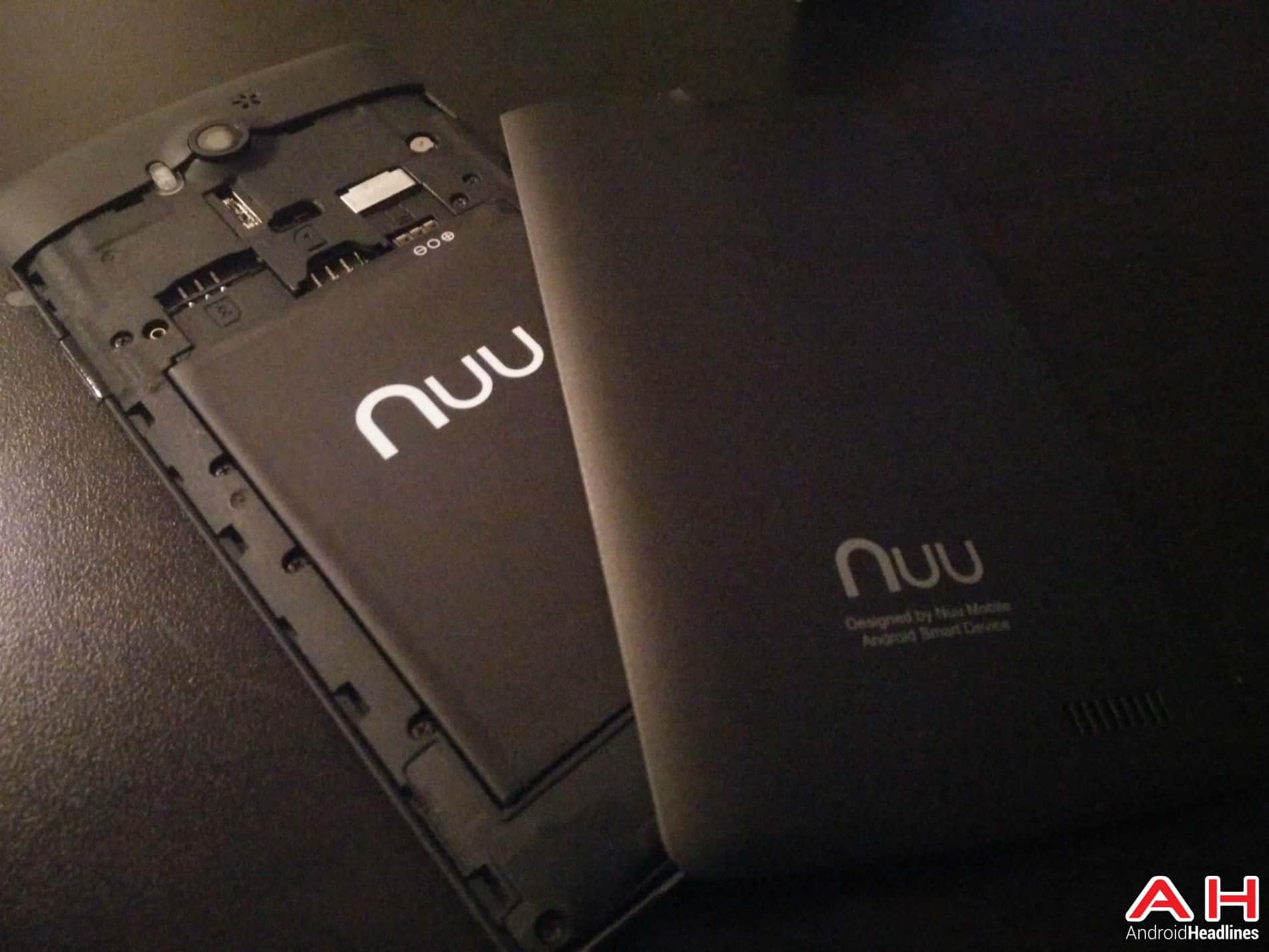 Nuu Mobile X1 AH - 9