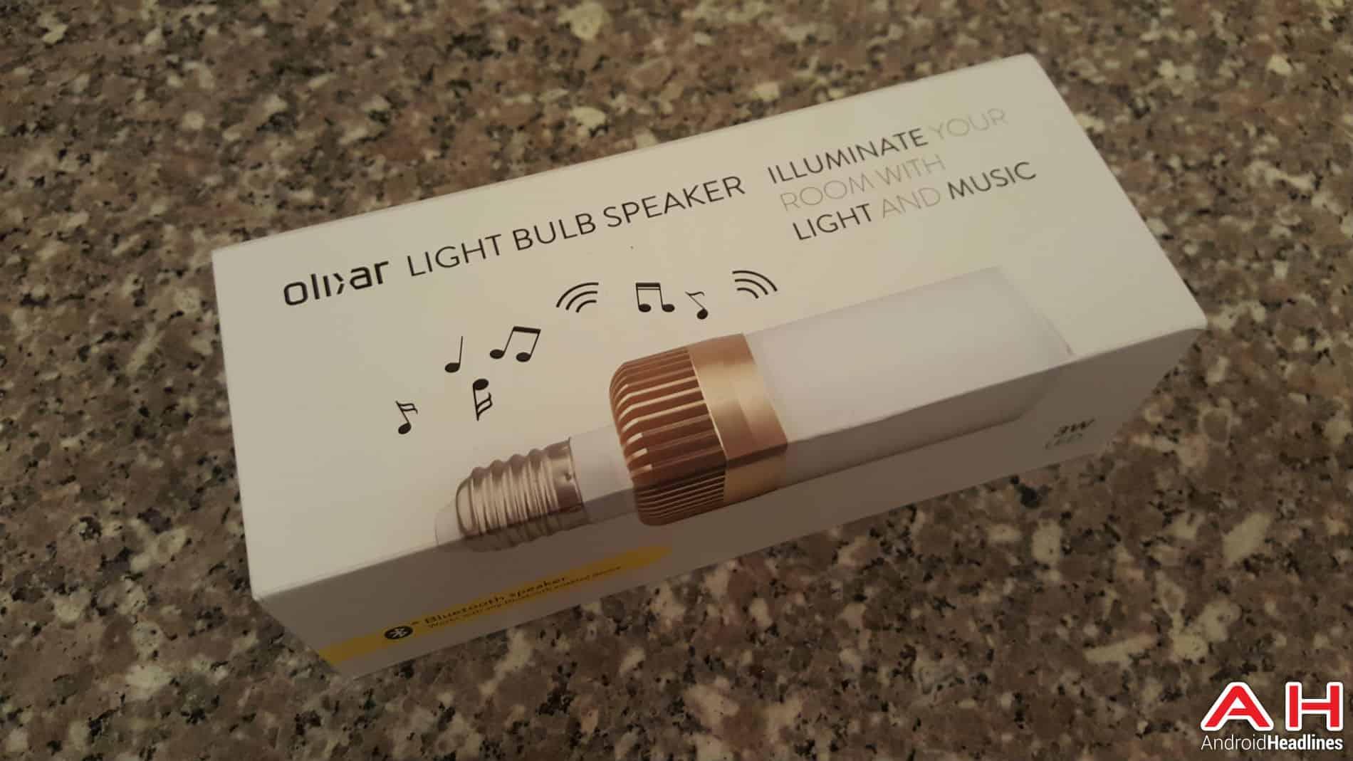 Olixar Speaker Bulb