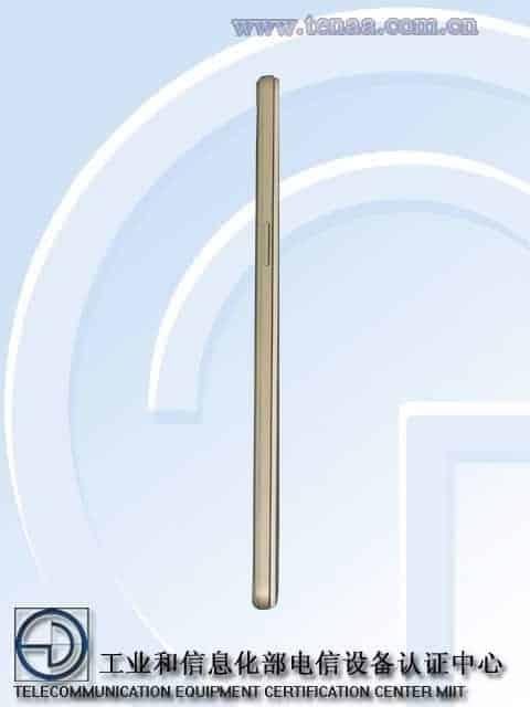 Oppo R7 TENAA 3