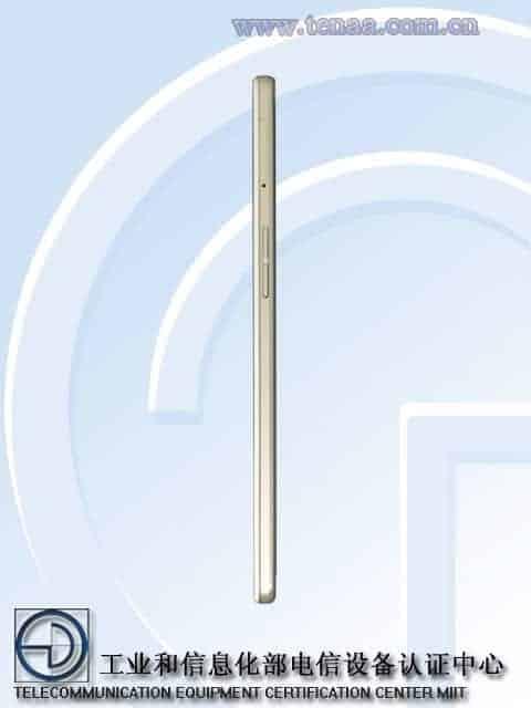 Oppo R7 TENAA 4