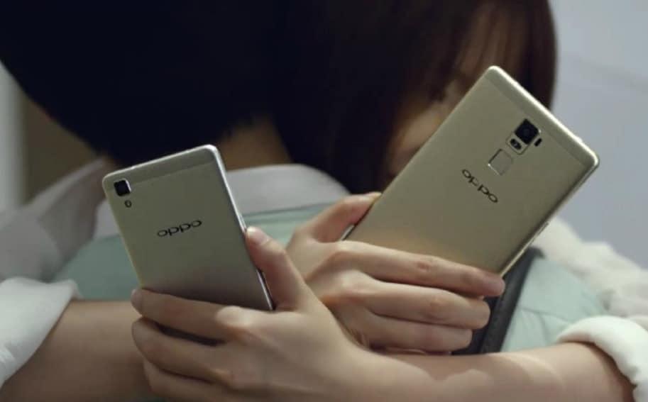 Oppo R7 and R7 Plus leak 1