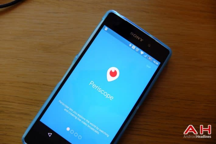 Twitter's Periscope Finally, Officially Lands on Android