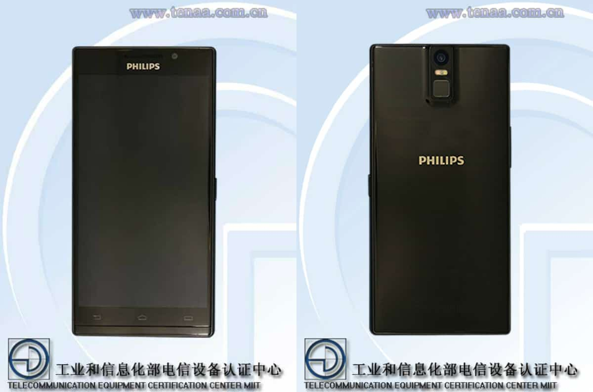 Philips i999 TENAA_5