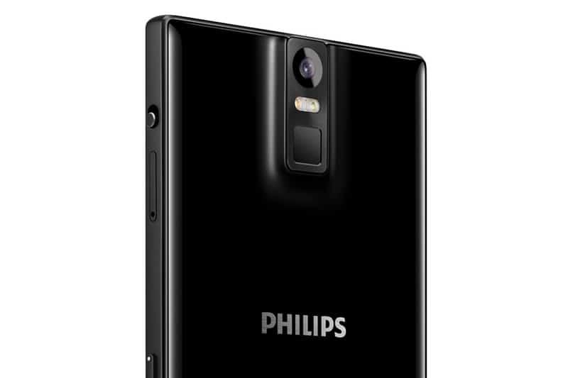 Philips i999 leak 2