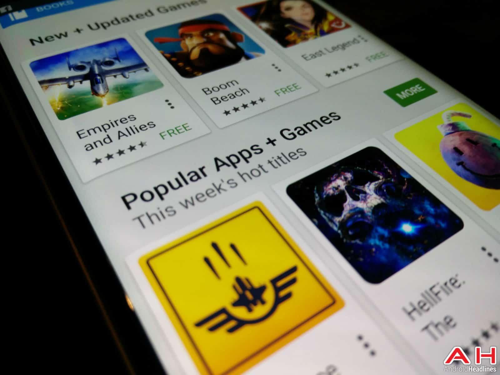 Popular Apps AH
