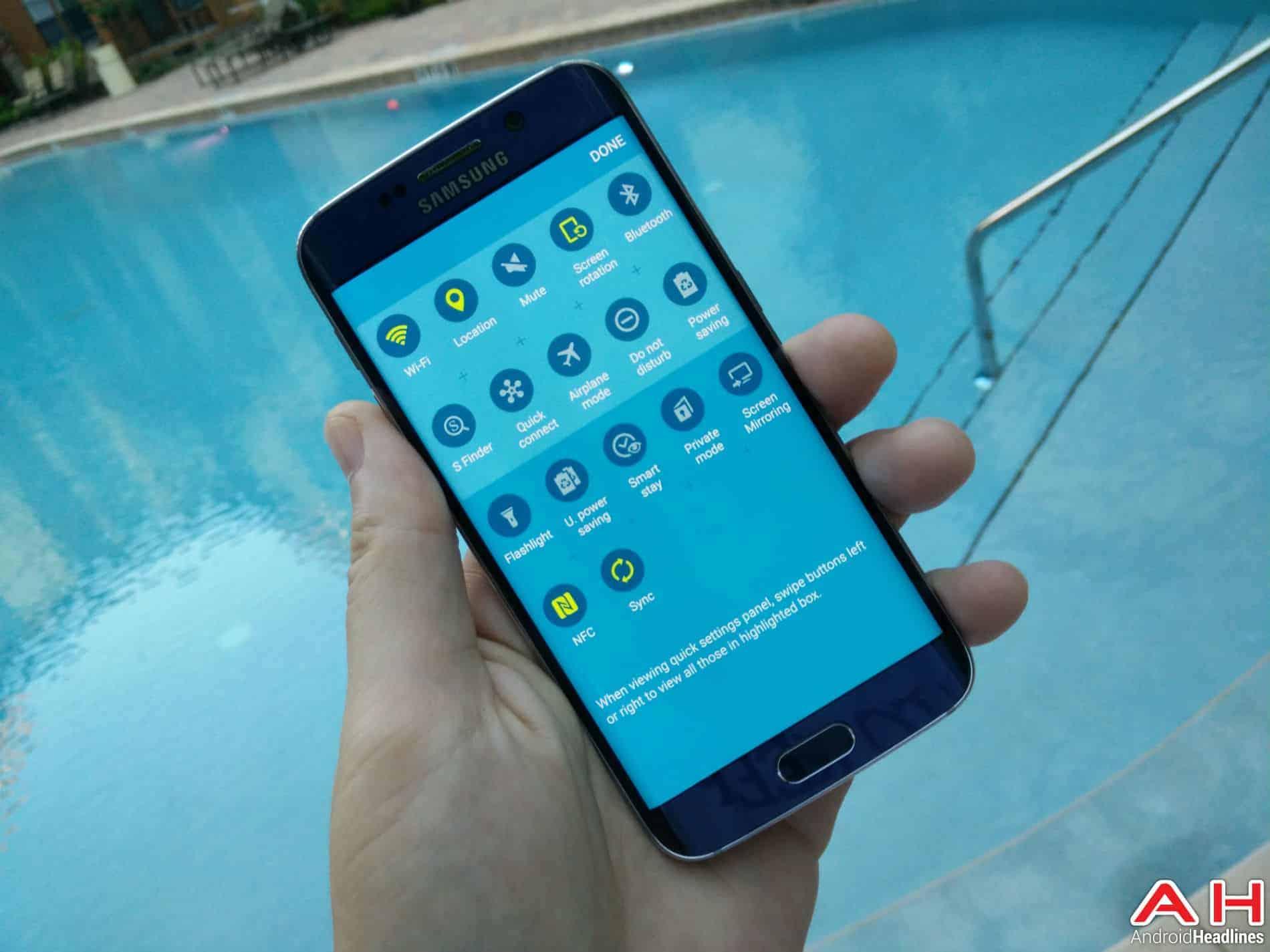 Samsung Galaxy S6 Edge AH 2