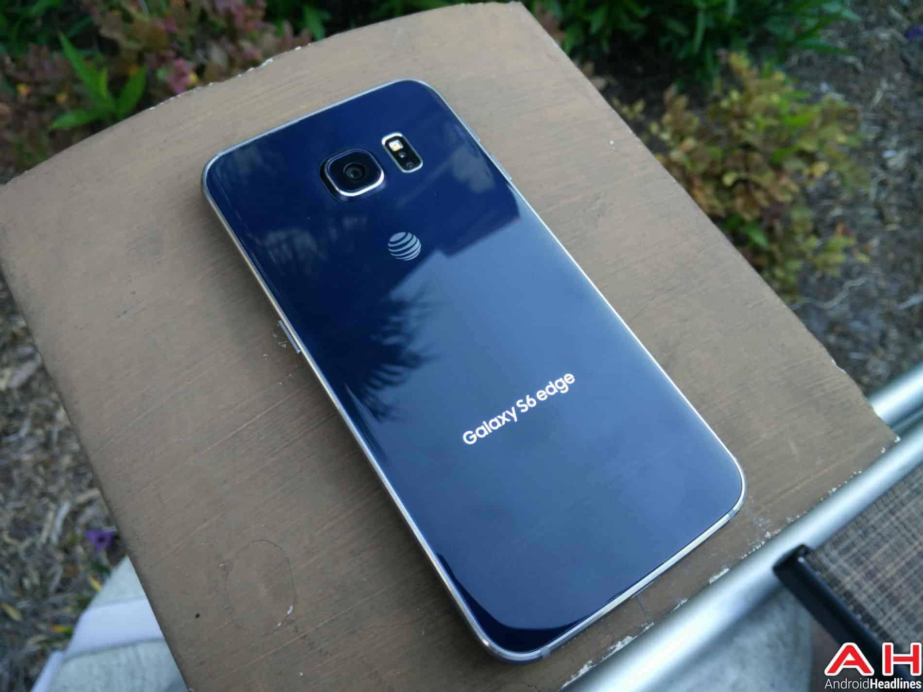 Samsung Galaxy S6 Edge Rear 2
