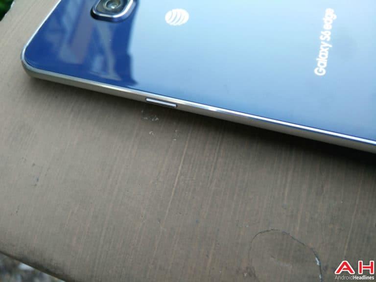 Samsung Galaxy S6 Edge Side2