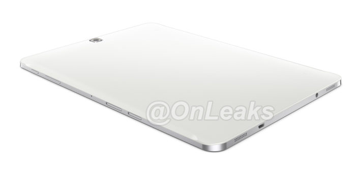 New Renders of the Galaxy Tab S2 Reveal It's Sexy Back