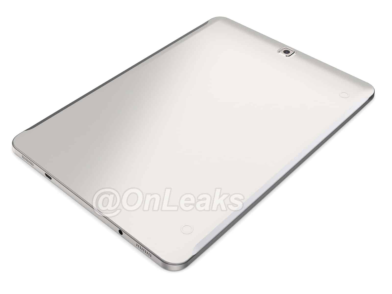 Samsung Galaxy Tab S2 Back2