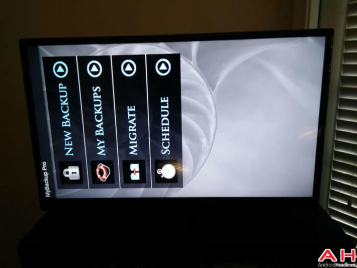Android TV: Forget Portrait With Set Orientation
