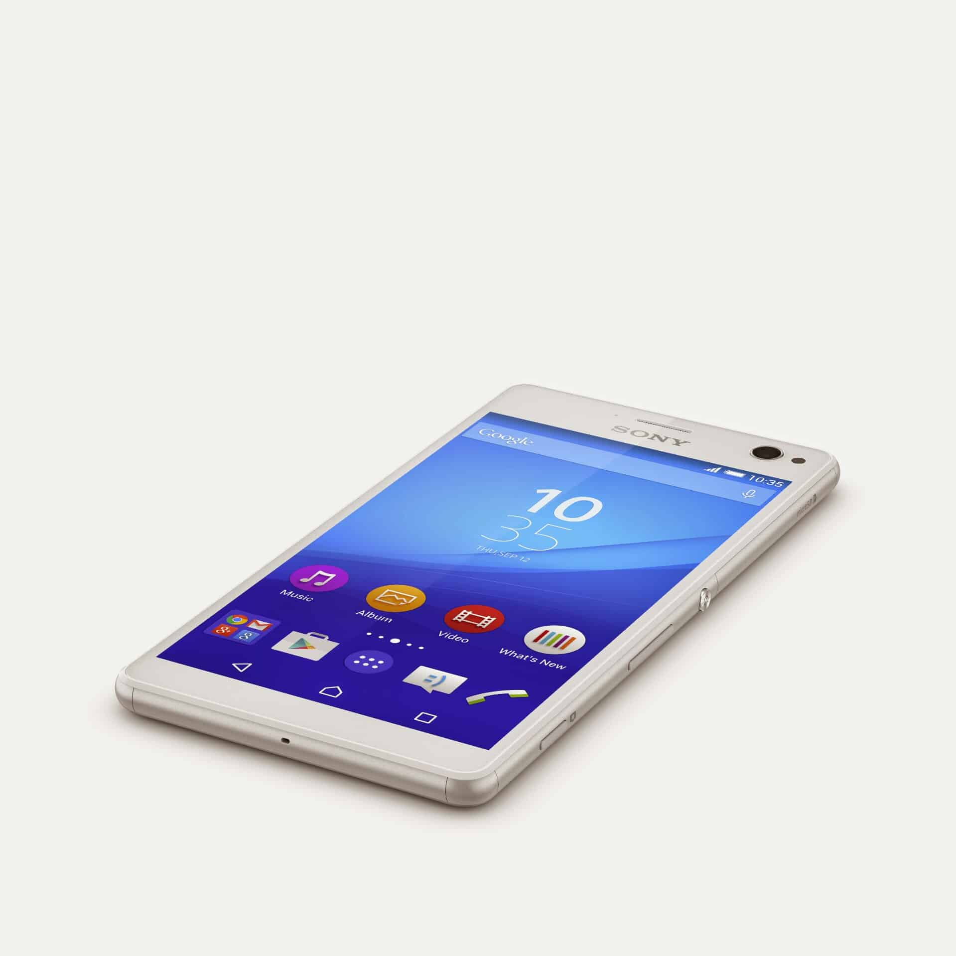 Sony Xperia C4 press images 2