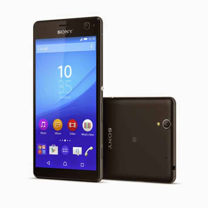 Sony To Launch Xperia C4 And Z4 Next Week In Taiwan
