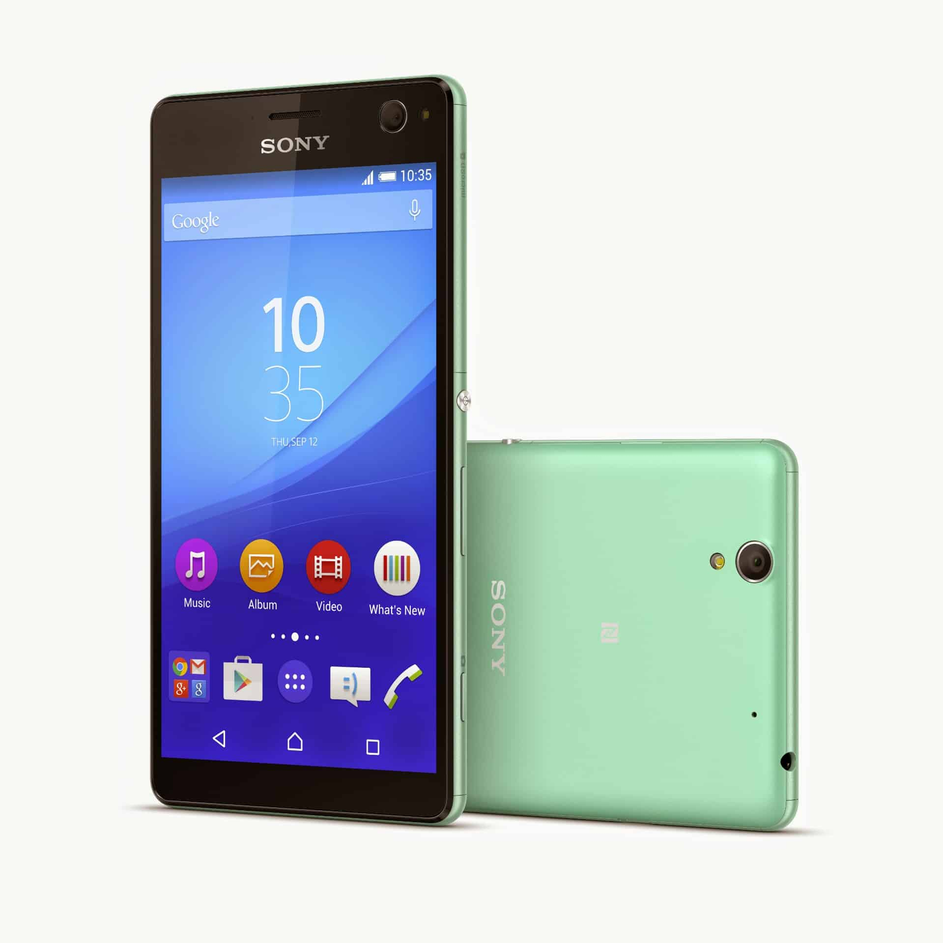 Sony Xperia C4 press images 9
