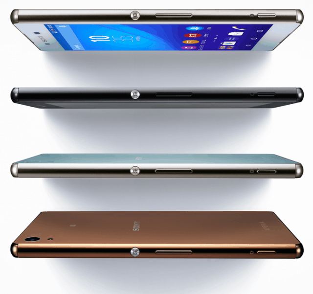 Sony Xperia Z4 official render_1