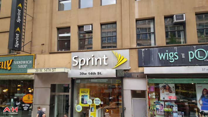 Slow Network Spending by Sprint Should Increase by end of Year