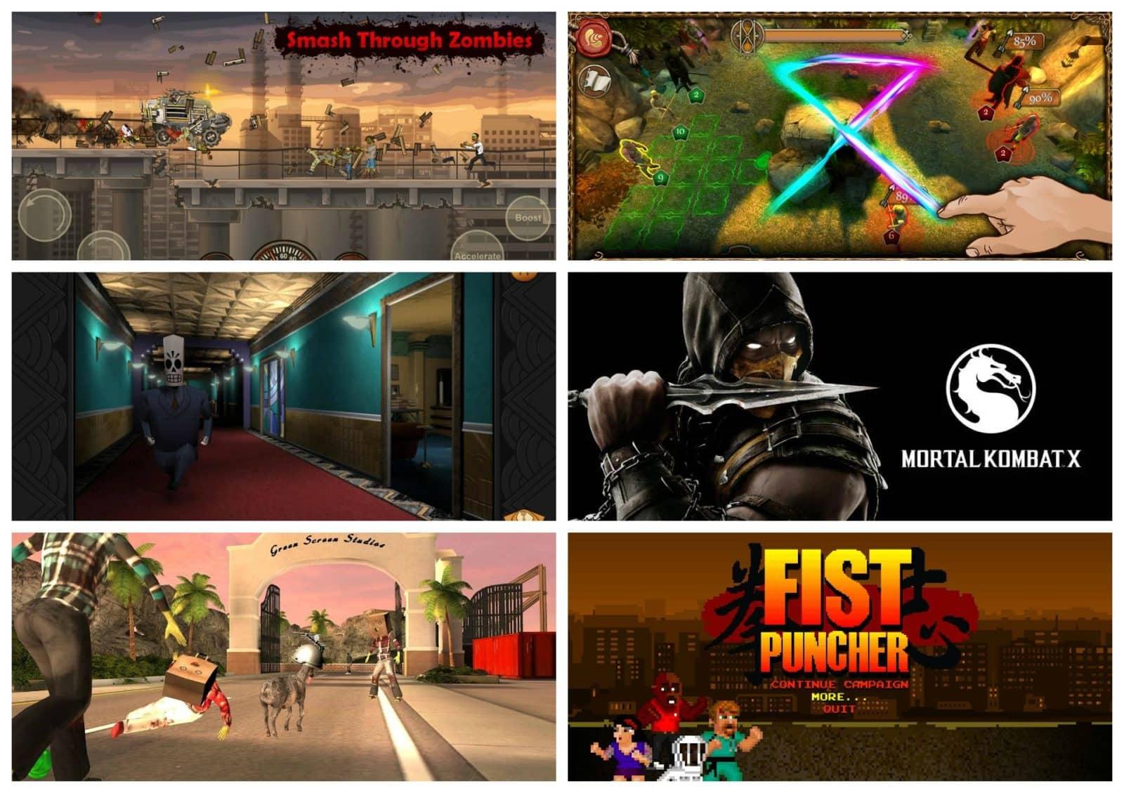 Top Games May 7th