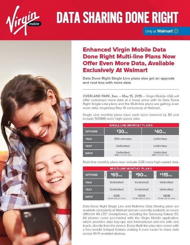 Virgin Mobile Data Done Right