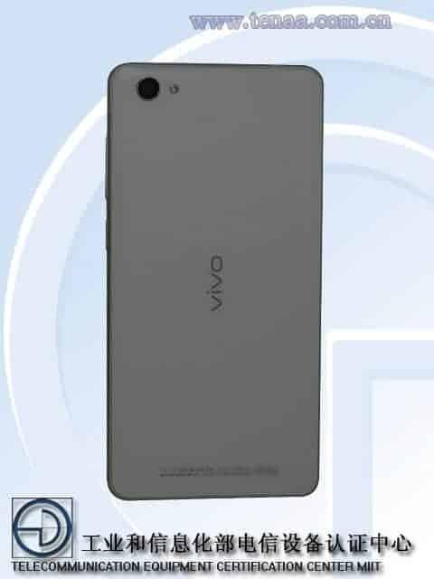 Vivo X5Pro TENAA 2