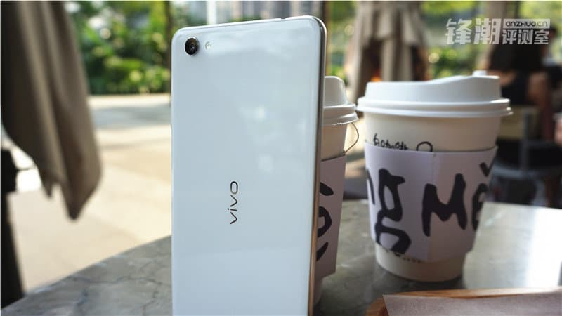 Vivo X5Pro unboxing Anzhuo image 4