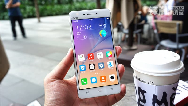 Vivo X5Pro unboxing Anzhuo image 6