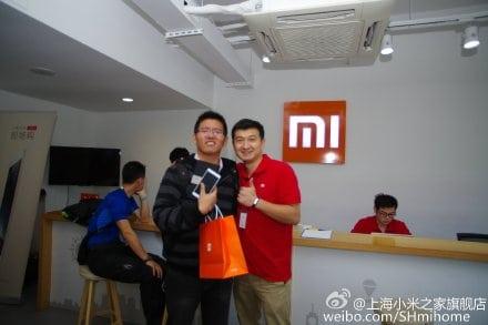 Xiaomi Mi Note Pro first sale 10