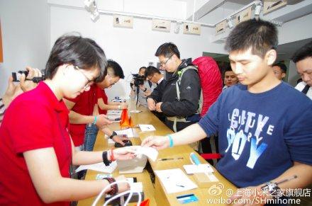 Xiaomi Mi Note Pro first sale 11