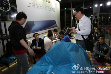 Xiaomi Mi Note Pro first sale 2