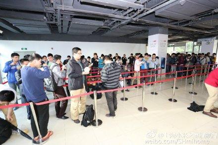 Xiaomi Mi Note Pro first sale 7