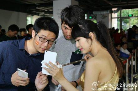 Xiaomi Mi Note Pro first sale 8