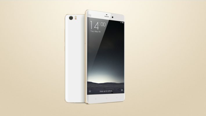 Xiaomi Mi Note Now Available Worldwide For $659